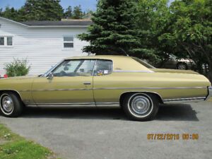 For sale 1971 Chevy Impala