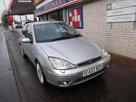 2003 Ford Focus 2.0 ST170
