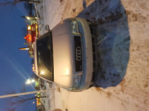 2003 Audi a4 quattro fresh safety - make a reasonable offer