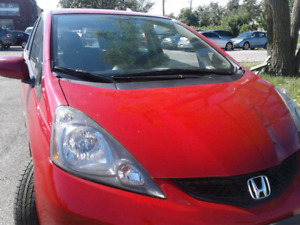 2013 Honda Fit (For Sale)