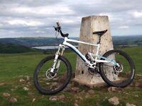 Marin xc large mountain bike