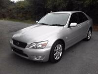 2002 Lexus IS 200 2.0 S 4dr