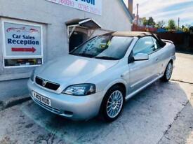 Vauxhall/Opel Astra 1.8i 16v 2001MY