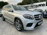 2018 Mercedes-Benz GLS CLASS 3.0 GLS350d V6 AMG Line G-Tronic 4MATIC (s/s) 5dr S