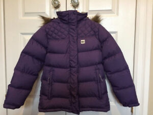 MEC APRES DOWN JACKET - GIRLS YOUTH - Size12