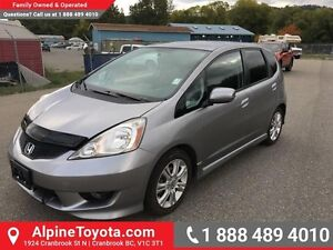 2009 Honda Fit SPORT   Hood deflector, air conditioning, cruise