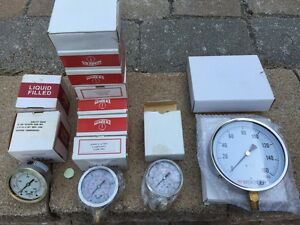 Winters Thermogauges / Pressure Gauges. Brand New. West Island Greater Montréal image 1