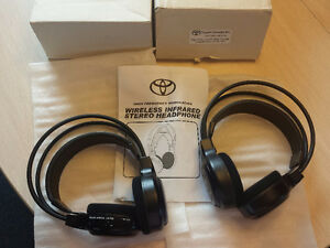 Toyota IR Wireless Headphones