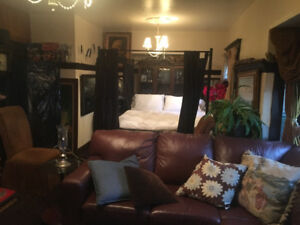 Ocean City Views Revived English Tudor  Canopy Bed Avail NOW!