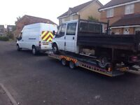 Ford transit mk7 spares or repairs tipper 57 plate