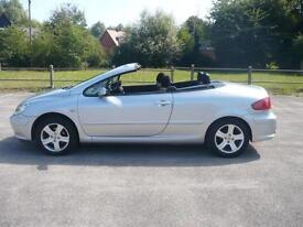 Peugeot 307 CC 2.0 16v Coupe 2005MY