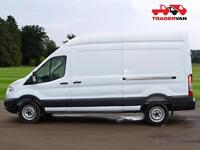 14 FORD TRANSIT 2.2 TDCi 350 125ps Long Wheel Base Medium Roof EU5 L3 H2 Panel V