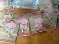 *CLEARANCE* Job Lot X96 Sass & Belle cupcake charms