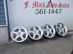 ICON mint condition universal rims BLOWOUT REDUCED!!!!!!