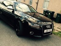 Audi A5 BLACKED EDITION REMAPPED
