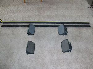 kayak mounts and bars