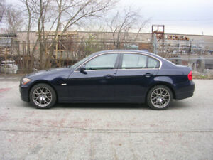 2007 BMW 335I-   136000 KM- $8995 + HST- WE FINANCE