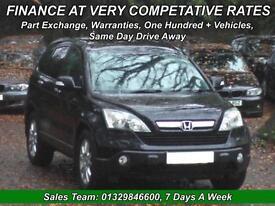 Honda CR-V 2.0 i-VTEC ( ACC ) ( CMBS ) ( HID ) ( AFS ) auto EX