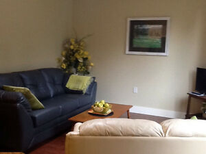 Beautiful, private, furnished short term in Qualicum Beach m