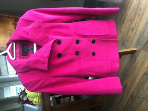 Winter Suit Jacket in PINK from Mango
