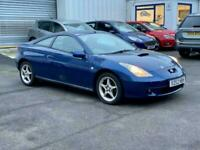 2000 TOYOTA CELICA 1.8 VVT-I 3D 140 BHP MOT UNTIL MARCH | 3 OWNERS