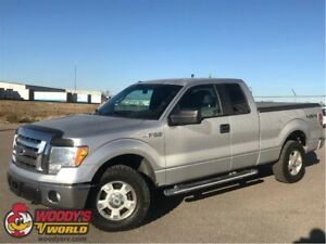 2011 Ford F-150 XLT-EXT-4X4-5.0