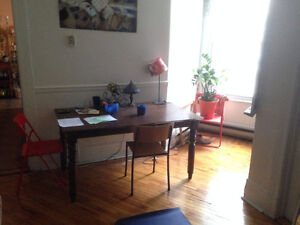 3-4 bed apt in Great Plateau area near downtown/McGill
