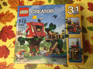 Lego Creator 31053 Treehouse Adventures sealed new in box
