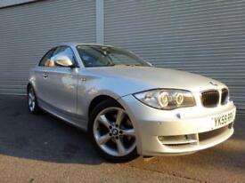 2009 59 BMW 1 SERIES 2.0 120I SPORT 2D AUTO 168 BHP