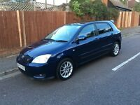Toyota Corolla T-sport VVTI, 2003, Great Car, Part Exchange To Clear