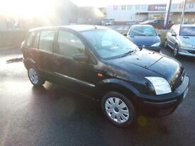 Ford Fusion 1.4 2003.5MY 1