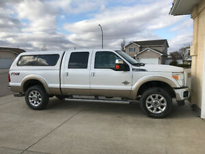 2012*Ford*F-350*Lariat*Premium*Shape*Low*Km