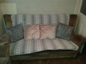 3 piece suite, or just Sofa. Good con. FREE buyer collects, Portsmouth PO2