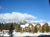 2 BEDROOM FERNIE SKI CONDO FOR RENT