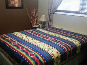 NEW ALPACA blankets double and queen size.