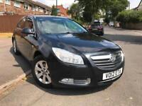 VAUXHALL INSIGNIA SRI CDTI TOURER 2012 MANUAL