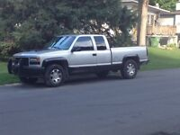 GMC Sierra 4x4 5.0 V8 Sale or Trade