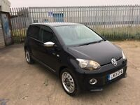 2013 13 Volkswagen Up 1.0 BLACK EDITION 5 DOOR RARE