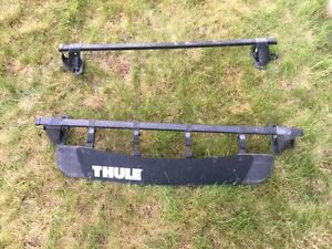 Thule roof rack and fit kits