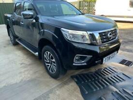 2018 Nissan Navara DCI TEKNA 4X4 SHR DCB AUTO Pickup Diesel Automatic
