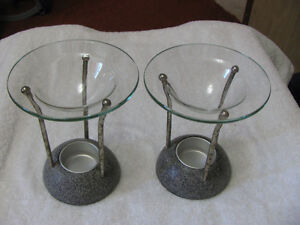 PartyLite Candle Holders – In Excellent Condition