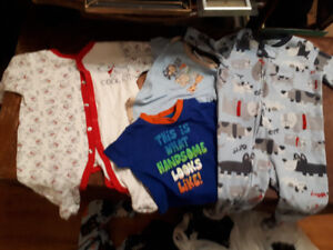 2 FULL bags of 3-6 month boys clothing