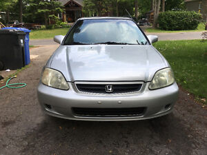 1999 Honda Civic SI Coupe (2 door)