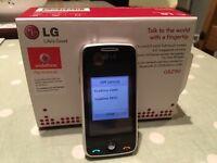 LG gs290 mobile