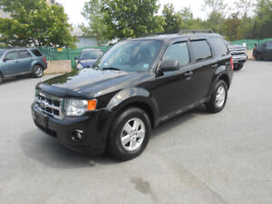 2011 FORD ESCAPE 5 DOOR LTD SUV, 3 YEAR WARRANTY INCLUDED