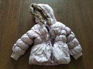 Gap 3t winter coat