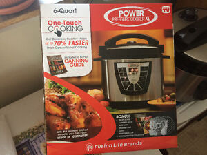 Pressure Cooker 6qt Peterborough Peterborough Area image 3