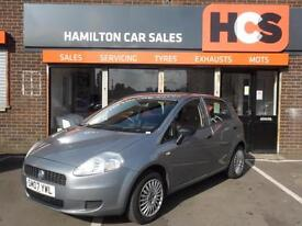 Fiat Grande Punto 1.2 Active - 1 Year MOT, 1 Year AA Cover included.