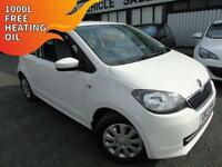 2013 Skoda Citigo 1.0 MPI Green Tech SE - Platinum Warranty!