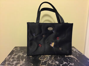 Embroidered Satin Evening Purse by Steve Madden